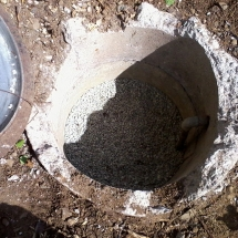 sealing old well